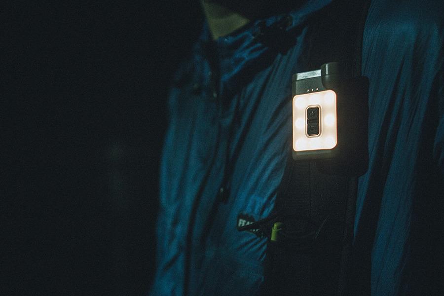 [프리즘] 크레모아 캡온65A 충전식 LED캡라이트
